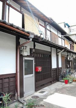 京阪三条 新丸太町貸家の概観